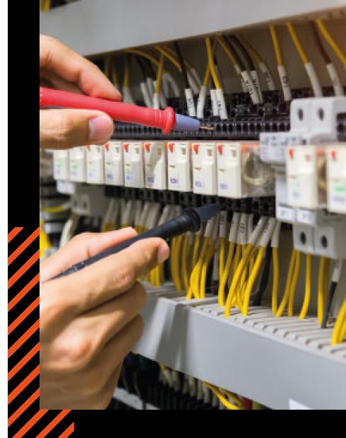Il sistema elettrico del vostro edificio è importante.