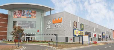 Impianti Tecnologici Centro Commerciale SAN GIULIANO