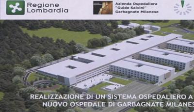 """Impianti Tecnologici Az. Ospedaliera """"Guido Salvini"""" Mi"""