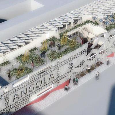 Impianti Tecnologici EXPO MILANO PADIGLIONE ANGOLA
